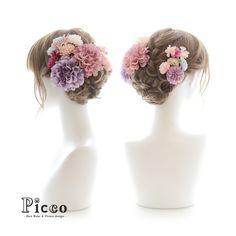 Gallery 230  Order Made Works Original Hair Accessory for WEDDING  #色打掛 のお色に合わせて  #ピンク& #パープル メインの #スモーキーパステル に #ブルー を添えた #大人可愛い #うっとり スタイル #♡  #結婚式 #オーダーメイド #着物 #髪飾り #花嫁 #和洋ミックス   #花飾り #造花 #ヘアセット #ヘアアレンジ #アップスタイル #記念日   #hairdo #flower #hairaccessory #picco #kimono #annniversarry #hairarrange #japanesestyle  #wedding #bridal  Twitter , FACEBOOKページ始めました→「picco」で検索 いいね、フォロー宜しくお願いします。