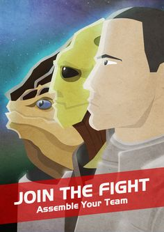 Mass Effect: Join the Fight