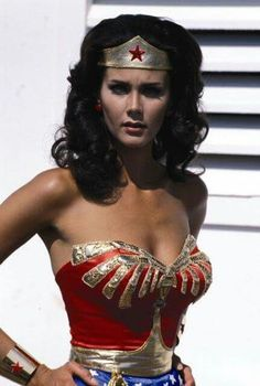Even with Gal Gadot being cast as Wonder Woman in 2016, many believe Lynda Carter is the actress who made Wonder Woman a true American Legend thanks the the TV series in the 1970s. Ready for framing.