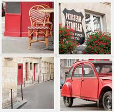 Photos from Paris in Color, by Nichole Robertson. Win a copy on our blog!