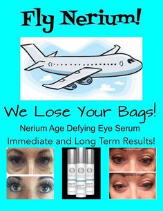 Nerium's Brand New EYE SERUM has only been released to the public for 1 week and results like this keep coming in!  Get YOUR results by ordering at Mclemore.nerium.com. ( :  Happy Fri-yay!