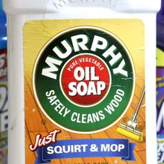 Murphy S Oil Soap Reviews And Uses Homemade Cleaners