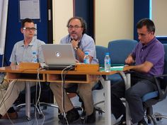 Encuentro con Jordi Adell en Granada sobre innovación educativa