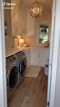 Pantry Laundry Room, Laundry Room Layouts, Laundry Room Remodel, Laundry Room Organization, Laundry In Bathroom, Laundry Room With Storage, Cabinets For Laundry Room, Laundry Room Small, Ikea Laundry Room
