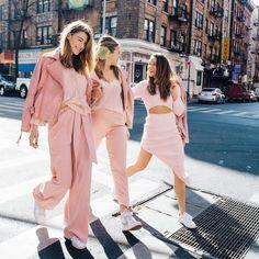 Millennial pink #chezmadfemme