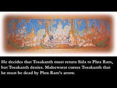 Heritage of India: The Ramakien - Thailand Ramayana Kalamkari Painting, Madhubani Painting, Manipuri Dance, Ramayana Story, The Path Show, Godavari River, Sanchi Stupa, Lord Sri Rama, Rath Yatra