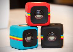 Considered as 35mm and 124º of awesomeness, the Polaroid Cube is undoubtedly a powerful tiny camera you could have for your photographic moments.