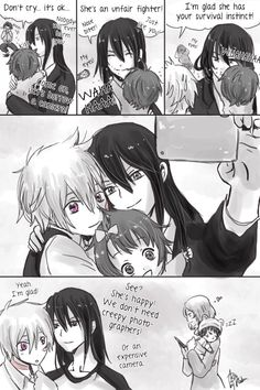 Doujinshi: NezuShi's Baby [AU]