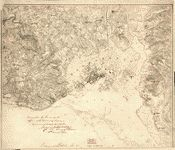[Map of the fortifications within the District of Columbia].