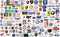 Car logos  #design #typography #fontspiration