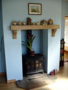 37 best oak mantle images fire places diy ideas for home drive way rh pinterest com