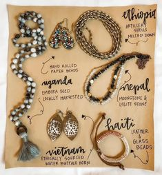 Best Motivational Books, Fashion Advisor, Noonday Collection, Arm Party, Paper Beads, Statement Earrings, Glass Beads, Artisan, Enabling
