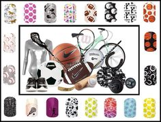 Jamberry nail wraps have something for EVERYONE! http://www.nailsbynance.jamberrynails.net/