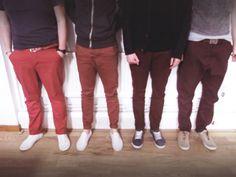 Red Trouser Spectrum
