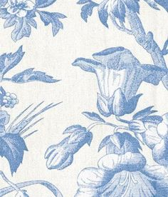 Clara Floral Curtains and Draperies - Country Curtains®