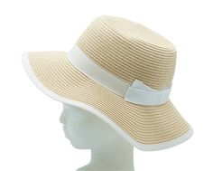 510fc323 This wholesale children's straw sun hat has great sun protection for kids.  Get yours with
