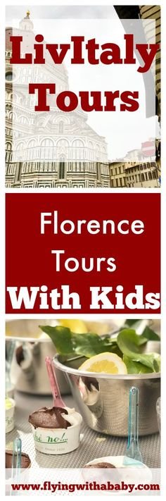 LivItaly Tours Florence Tours With Kids   LivItaly offer a wide range of tours in Italy for adults and families; including Rome, Pompeii, Venice and Florence.  Indulge in a gelato making or treasure hunt tour or perhaps explore the rich history. #livitaly #florence #familyflorence #familytravel #florencewithkids #italywithkids