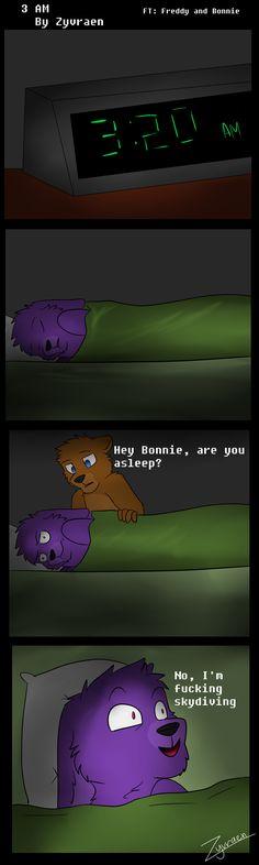 3 AM:Comic by Zyvraen on DeviantArt