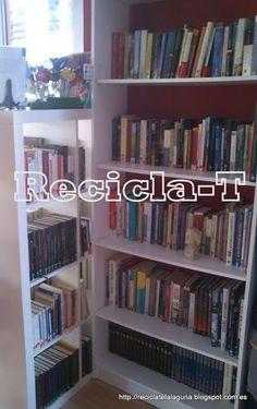 http://reciclatelalaguna.blogspot.com.es/  Libros de segunda mano y más ...