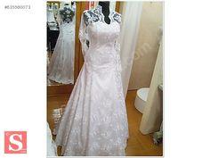 9ba85c8efdb22 BEYAZ DANTEL A KESİM GELİNLİK 500 TL Adana Gelinlik SUZANNA MODA - Gelinlik  ve Evlilik Giyim