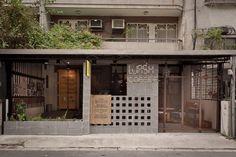 Laundry & Coffee Shop by Formo Design Studio