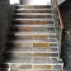 indoor slate stairs - Google Search
