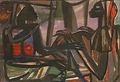 Expressionist Artists, Congo, German, Paintings, Deutsch, German Language, Paint, Painting Art, Painting