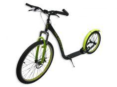 Koloběžka Sedco Street tour ALU 26-20 černá Mikasa, Bicycle, Vehicles, Street, Bike, Bicycle Kick, Bicycles, Car, Walkway