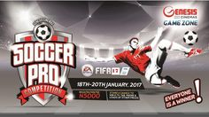 """#EventWorthAttending. It's the second edition of the SOCCER PRO- FIFA '17 tournament. Prizes to be won include a 32"""" Scanfrost LED TV and Bluetooth speakers a Samsung Galaxy Tab 3 Tecno Phantom A3 and loads of amazing consolation prices.  Registration fee: N5000. Tickets can be bought at Genesis Cinemas port Harcourt.  Venue: The Game Zone Genesis Cinemas Port Harcourt.  Date: 25th - 28th Jan 2017. Contact: 08090165463 for inquiries. Tag a port Harcourt person!!! It's back and it's…"""