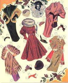 June Allyson reprint of 1953 - Bobe Green - Álbumes web de Picasa Diy Summer Clothes, Summer Diy, Diy Paper, Paper Crafts, June Allyson, House Template, Vintage Paper Dolls, Antique Dolls, Vintage Diy