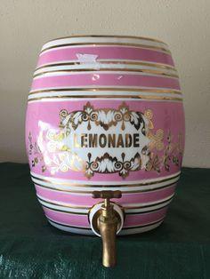 Two's Company Pink Lemonade Dispenser #TwosCompany