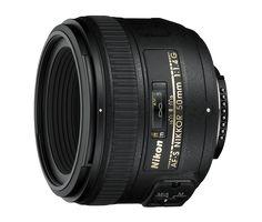 Refurbished AF Nikkor 50mm f/1.8D from Nikon
