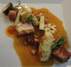 Varkenshaasje met Breydelspek en mosterd, zongedroogde tomaatjes en aardappelpuree | Breydel