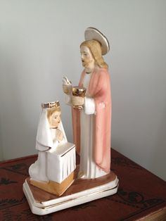 First Communion Gift / Catholic Gift / Vintage by FoundBlessings