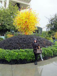Look do Dia - Chuvinha em Seattle, Vinícolas e Space Needle
