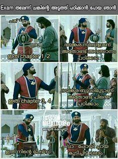 Malayalam Comedy, Malayalam Quotes, Funny School Jokes, School Humor, School Life, School Days, Funny Facts, Funny Memes, Bahubali 2