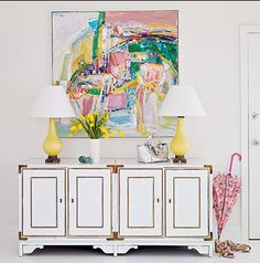 Meg Braff's Palm Beach Pied-à-Terre- The Glam Pad