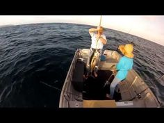 we're havin' fish tonight! My Dad, Tuna, Dads, Boat, Fish, Videos, Dinghy, Fathers, Boats