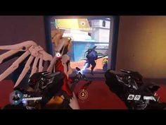 Overwatch multiplayer gameplay ps4 - YouTube