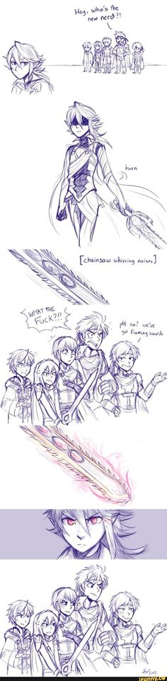 Very funny #fireemblem #cosplayclass