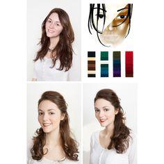 """mein Farbtyp, meine Farbauswahl für Kleidung und Make-up  Die 9er-Typologie von """"Beauty is life"""""""