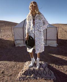 Laura Julie by Camilla Akrans for Harper's Bazaar US March 2016