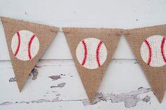 Firmar béisbol arpillera Banner Banner de béisbol béisbol