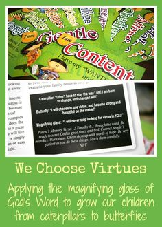@We Choose Virtues Heather McMillan Parenting Cards explained - and how we are using them to battle selfishness. Review and giveaway. #MommyTimeParty