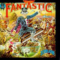 Elton John - Captain Fantastic and the Brown Dirt Cowboy | More Album Covers: http://www.platendraaier.nl/platenhoezen/