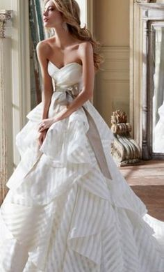 Hayley Paige Guindon  wedding dress currently for sale at 50% off retail.