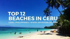 Top 12 Beaches in Cebu Philippines Stuff To Do, Things To Do, Hotel Food, Cebu, Beach Resorts, Beautiful Beaches, Night Life, Philippines, Travel Tips