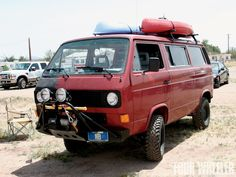 vanagon bumpers - Google Search