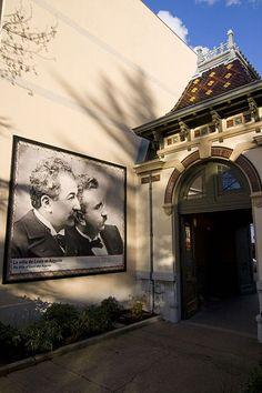 Lumière Instituit in Lyon, Montplaisir neighborhood