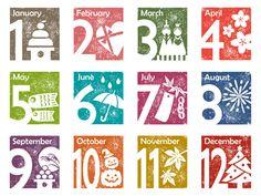 高齢者の脳トレに手遊びが最適!!簡単にできる手遊びレク35選 January February March April, Printable Labels, Japan, Tags, Search, Illustration, Google, Searching